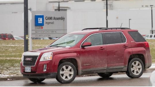 通用170万辆SUV遭美国NHTSA调查 或被迫召回