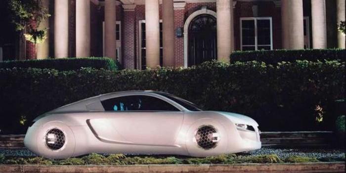 奥迪发布RSQ e-tron概念车 实车版值得期待