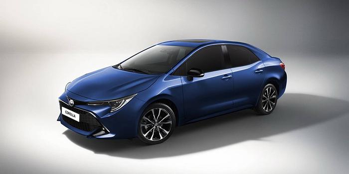 油耗最低1.3L 新一代卡罗拉将于广州车展上市