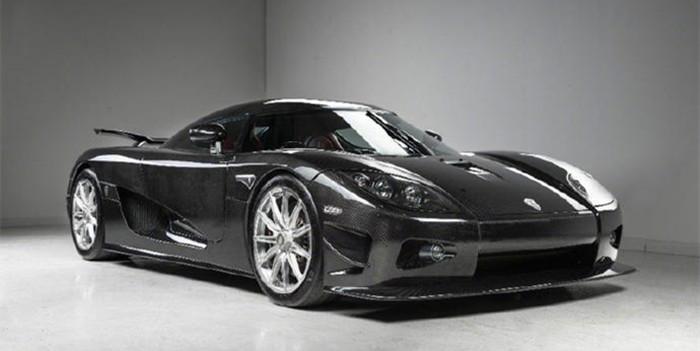 柯尼塞克Koenigsegg CCXR