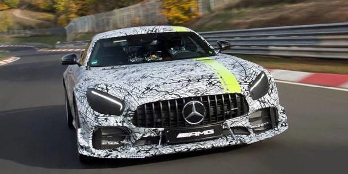 性能更强悍 全新奔驰AMG GT11月27日全球首发