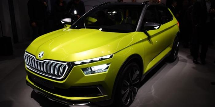 斯柯达再推全新小型SUV 明年欧洲投产