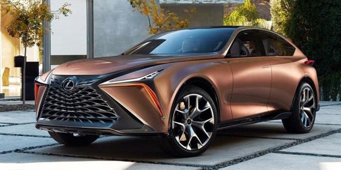 雷克萨斯计划推出一款SUV 对标兰博基尼Urus