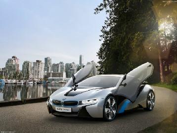 BMW i8 Concept (2011)