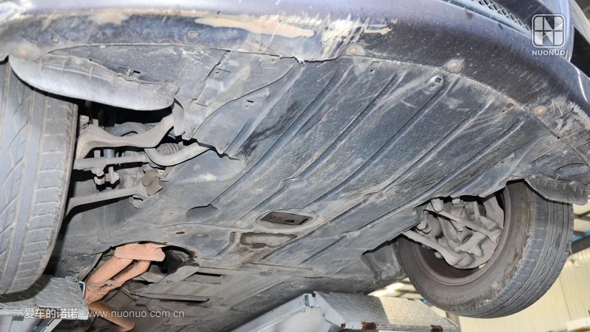 发动机下护板真能保护你的发动机吗?