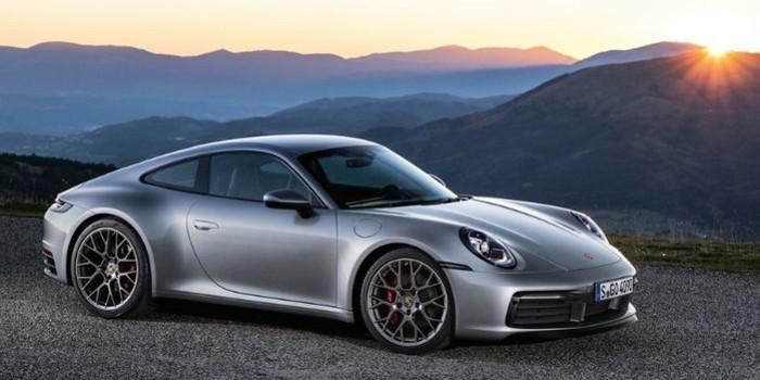 全新一代保时捷911全球首发 149.8万起售