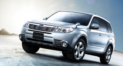 Subaru Forester (2008)