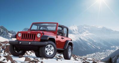 Jeep Wrangler Rubicon (2007)