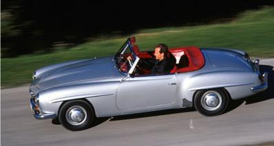Mercedes-Benz 190 SL Roadster (1955)