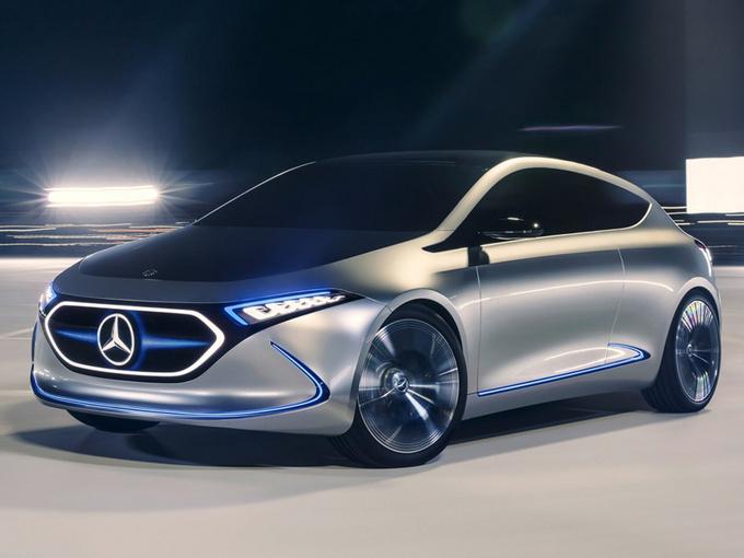 北京奔驰将再投产6款新车 国产车型达到11款