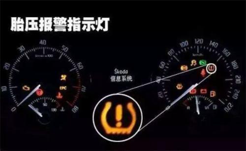 车上最重要的灯 一旦亮起 立马停车