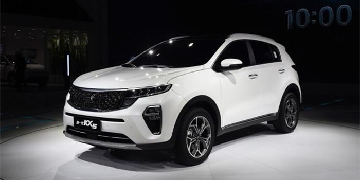 设计更加运动化 新款KX5将于2019年初上市