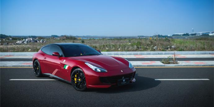 Ferrari GTC4LUSSOT