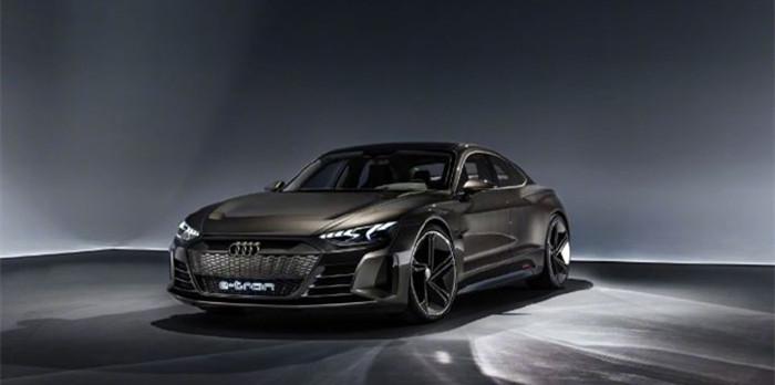 奥迪e-tron GT或将于2020年正式上市