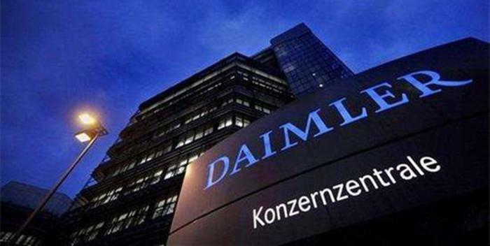 戴姆勒将购价值逾200亿欧电动车电池