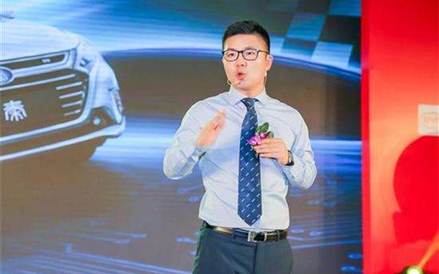 赵长江:比亚迪已为市场爆发做好准备