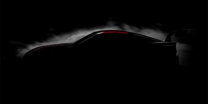 全新Supra Super GT 2019年1月11日亮