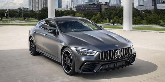起价13.65万美元 奔驰AMG GT四门轿跑车公布