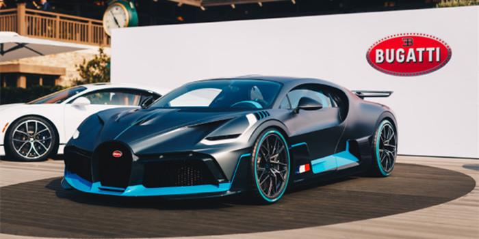 Bugatti Divo,限量40台,售价高达580w美元