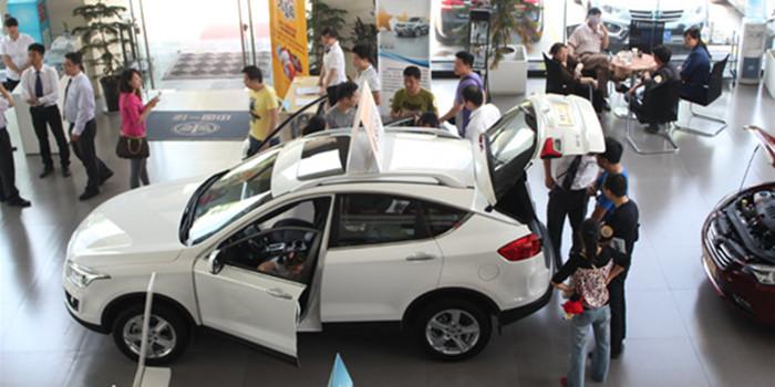 车企年关难过 消费者或将迎来年底最大购车良机