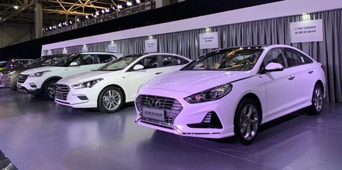 北京现代推出3款千万用户纪念款车型 13.63万元起售
