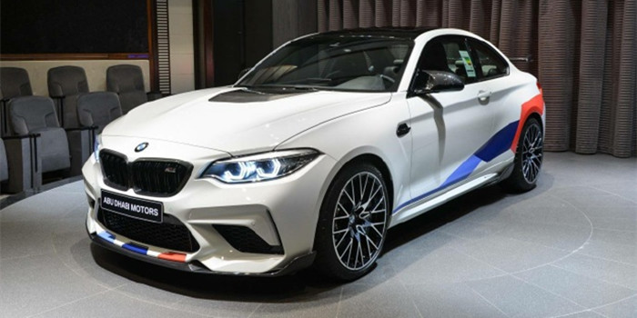 BMW M2 Competition F87 ​​​​