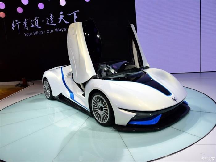 日内瓦车展,ARCFOX-7配置,ARCFOX-7价格,ARCFOX-7上市时间,日内瓦车展新车