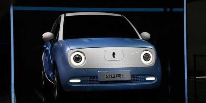 欧拉R1正式上市 补贴后5.98万元起售
