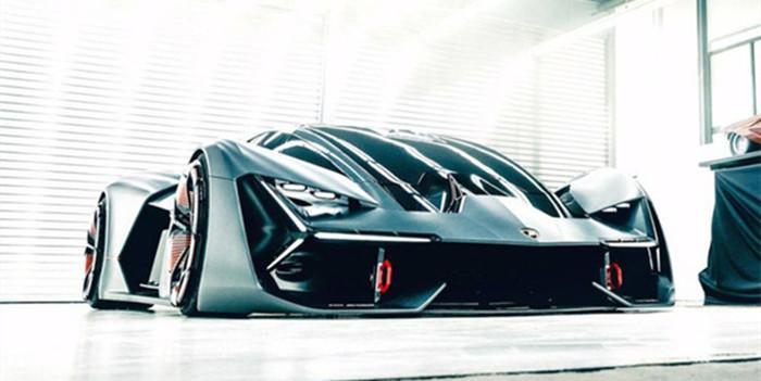 兰博基尼全新插混超跑 采用超级电容技术