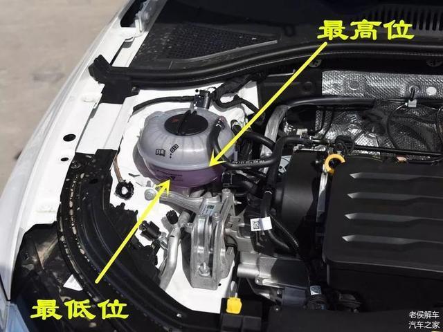汽车防冻液的水位如何看 该什么时候补充?