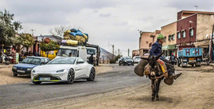 Top Gear2018年所拍摄的最棒的汽车摄影作品