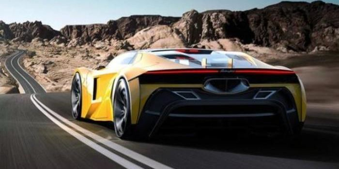 定位小型跑车 兰博基尼Vega概念车设计图曝光