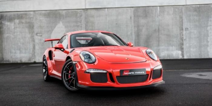 保时捷 911 GT3 RS