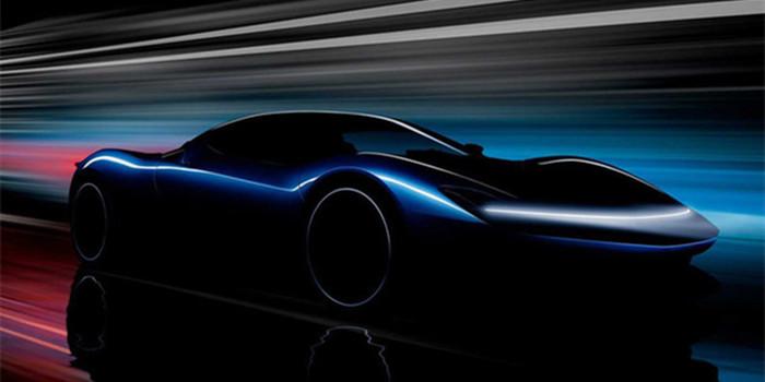 宾法Battista新预告图发布 将在日内瓦车展首发