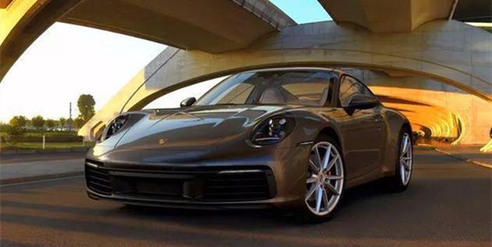 2020款保时捷911曝光 将于夏季在美国上市