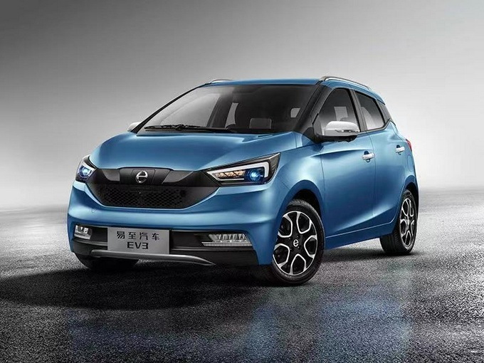 销量大增65% 江铃新能源计划推三款全新车型