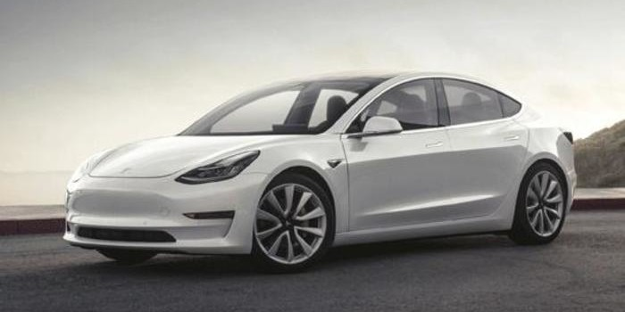 特斯拉计划交付Model 3 起售价49.9万元
