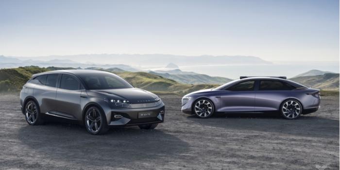 拜腾量首款量产车将于2019年亮相