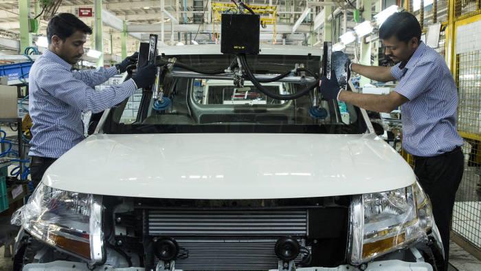 印度成全球第四大汽车市场 有望三年内超越日本
