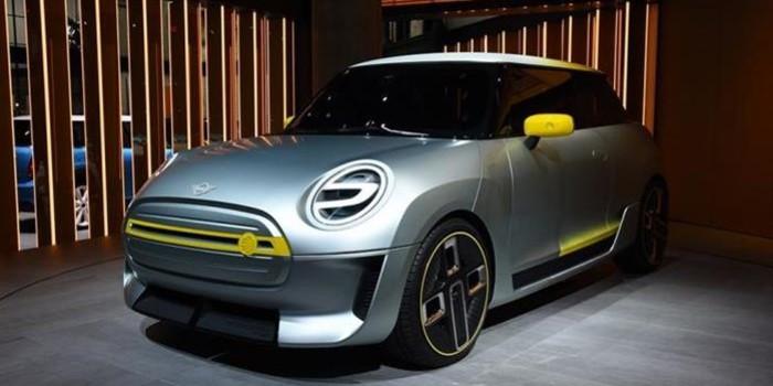 不要续航要性能 MINI八月将推新电动车