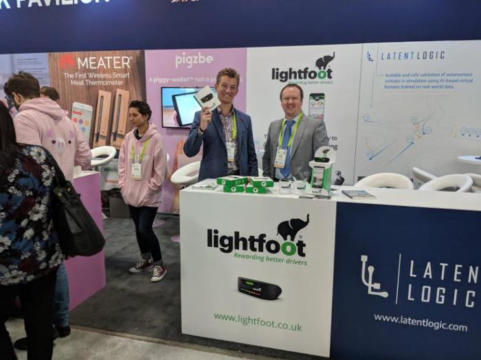 Lightfoot携车载设备亮相CES 旨在实现减排