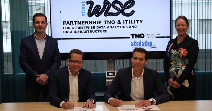 荷兰应用科学研究组织合作Itility 加速自动驾驶研发