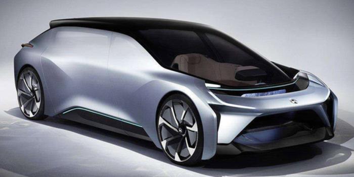 蔚来将推出首款轿车EP7 或将于12月发布