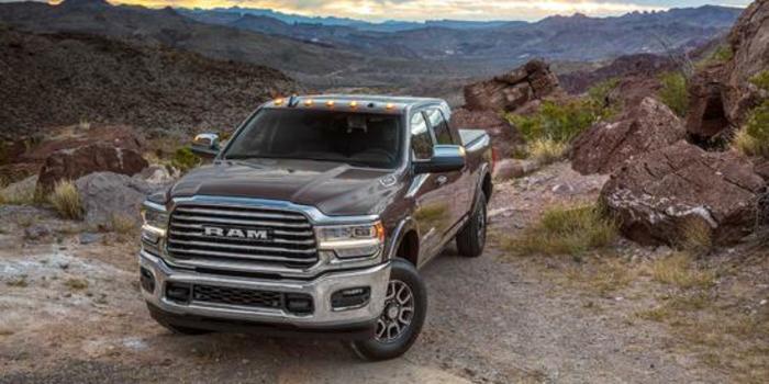 能当卡车头用的重型皮卡 全新RAM HD官图发布