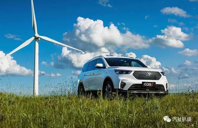 欧尚汽车加快转型布局 将推首款新能源车