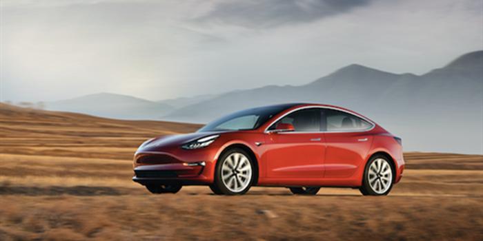 起售价43.3万 特斯拉Model 3新增后驱车型