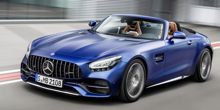 搭4.0T引擎 奔驰新款高性能跑车92万元起售