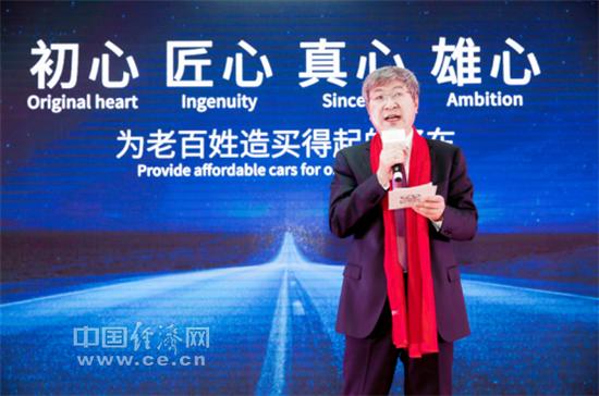 奇瑞尹同跃:迎来大年 战略调整开始释放能量