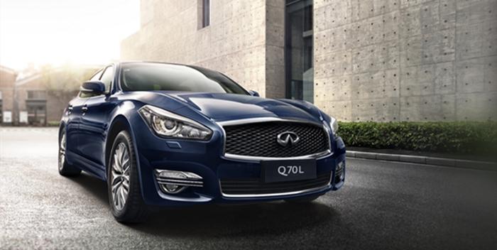英菲尼迪Q70L新增车型上市 售38.98万起