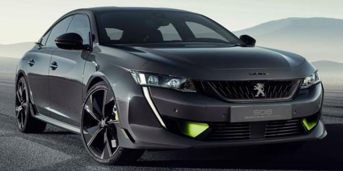 日内瓦车展首发 标致508高性能概念车官图曝光